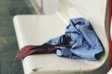 Одежда с плесенью