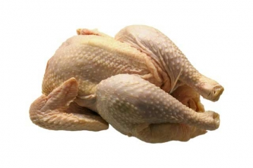 Курица с запахом
