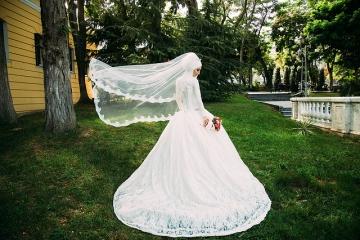 Платье для невесты в положении