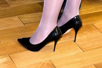 Как ботинки сделать мягче 55