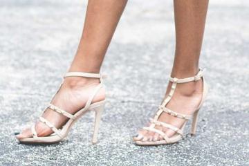 Модная женская летняя обувь