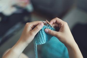 Хобби - вязание
