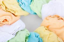 Как правильно стирать пеленки