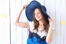 Модная шляпка