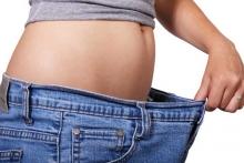 Как уменьшить джинсы в талии
