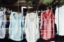 Стирка платьев