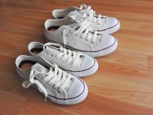 Как зашить кроссовки