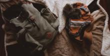 Женские куртки на овчине