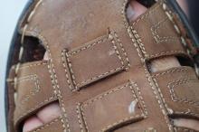 Как восстановить замшевую обувь