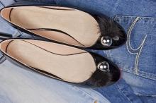 Обновленные туфли